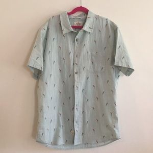 Marine Layer Men's button down